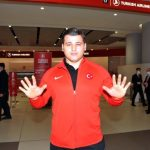 No one welcomed Rıza Kayaalp, who made us proud at the European Wrestling Championship, at the airport.