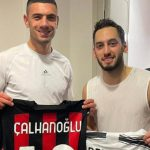 Hakan Çalhanoğlu will wear Juventus jersey next season through Merih Demiral